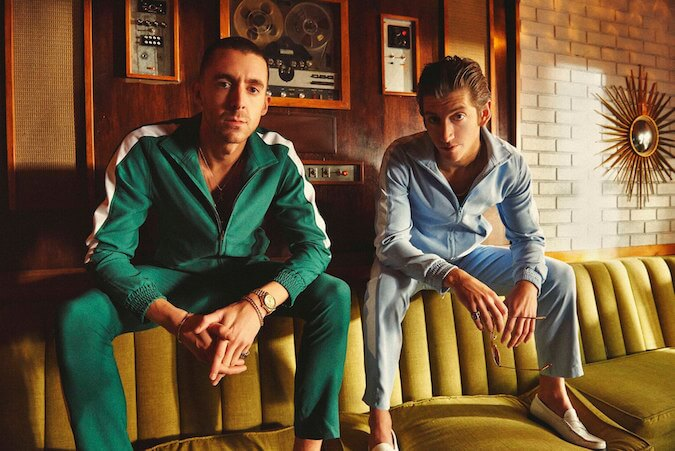 The Last Shadow Puppets ( 2016 )