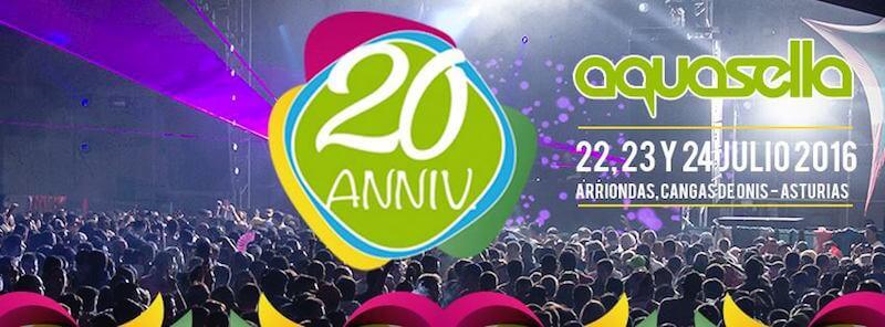 Aquasella Festival 2016