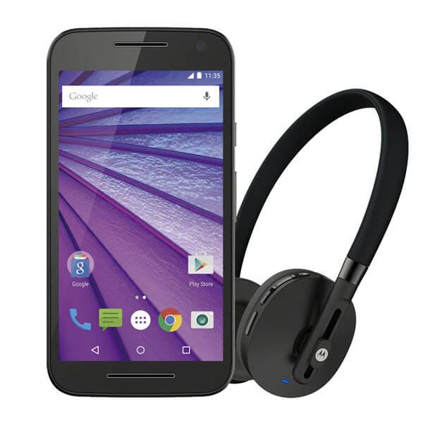 Motorola Moto G (3rd Gen) Music Edition
