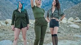 Bleached anuncian nuevo disco y comparten single: 'Hard to Kill'