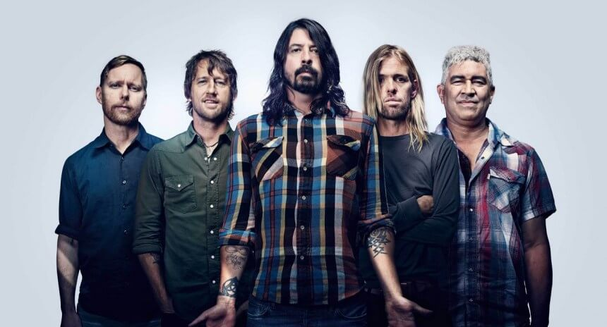 Foo Fighters (2016)