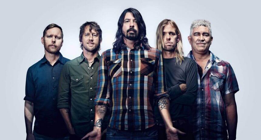 Foo Fighters (2016)