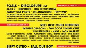 El Festival de Reading y Leeds ya tiene cartel (y está muy rico)