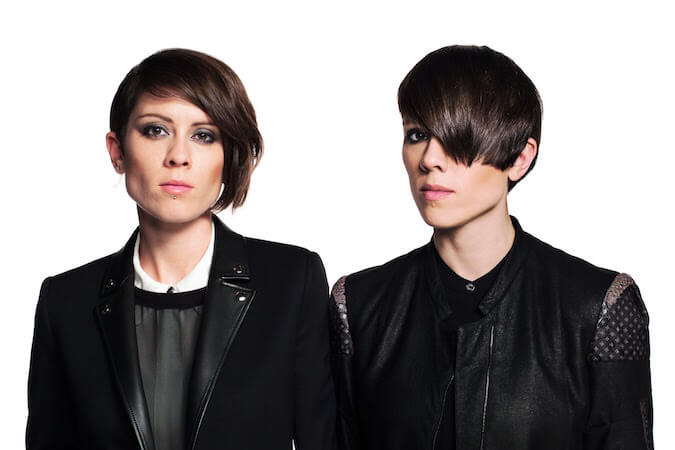 Tegan and Sara (2016)