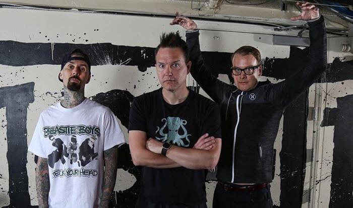 Blink 182 (2016)