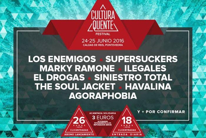 Festival Cultura Quente 2016