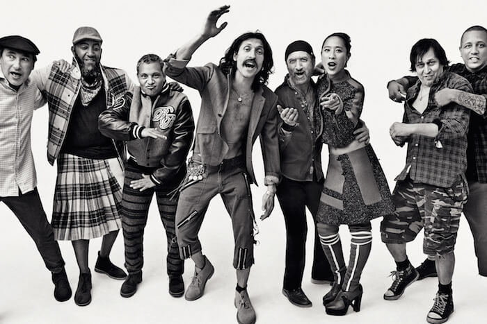 Gogol Bordello 2016