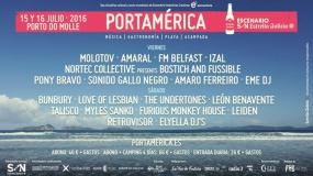 Horarios del PortAmerica 2016