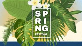 Horarios del Spring Festival 2018