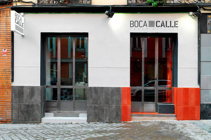 Restaurante BocaCalle en Madrid