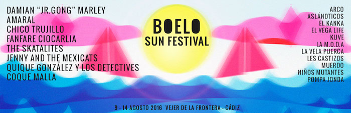 Boelo Sun Festival 2016