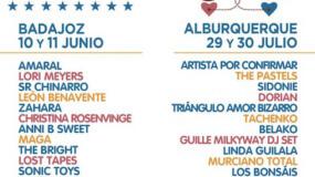 Horarios del Contempopranea 2016 Badajoz
