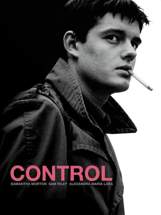 Control - Biopic Ian Curtis (Joy Division)