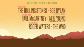 Se confirma el Desert Trip Festival con Rolling Stones, Paul McCartney, The Who…