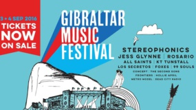 Gibraltar Music Festival 2016 confirma a Stereophonics, Jess Glynne y más!