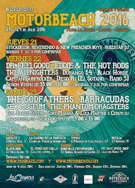 Motorbeach Festival 2016