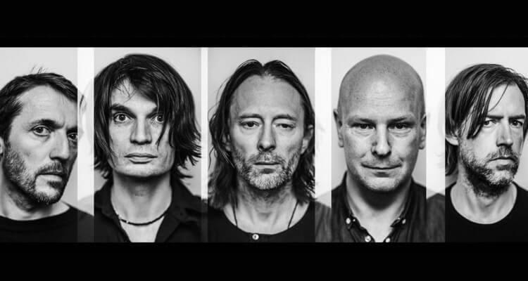 Radiohead (2016)