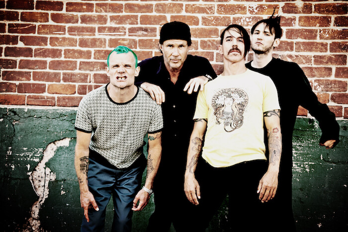 Red Hot Chili Peppers (2016)