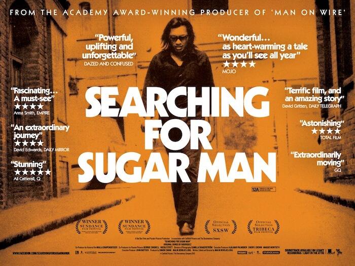 Documental Searching For Sugar Man