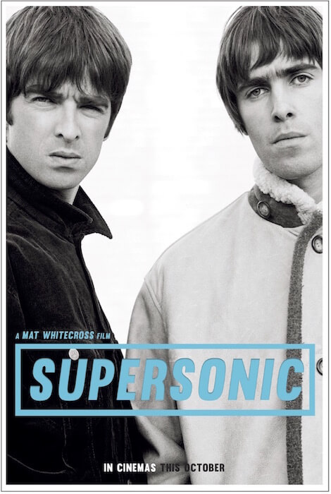Supersonic - Documental Oasis