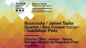 Valencia Beach Festival confirma a Buzzcocks, Chucho, Nueva Vulcano…