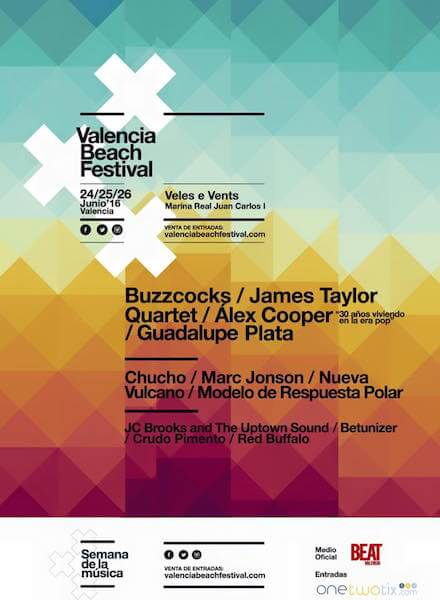 Valencia Beach Festival 2016