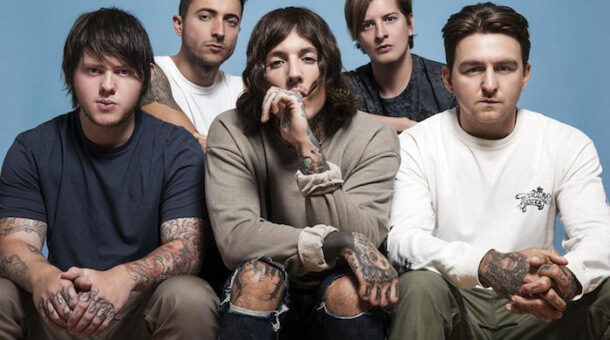 Bring Me The Horizon estrenan nuevo single: 'Wonderful Life'