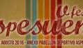 Festival Aspesuena 2016