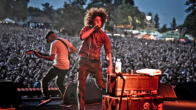 Rage Against The Machine comparten el bootleg 'Live At Irvine Meadows 1995'
