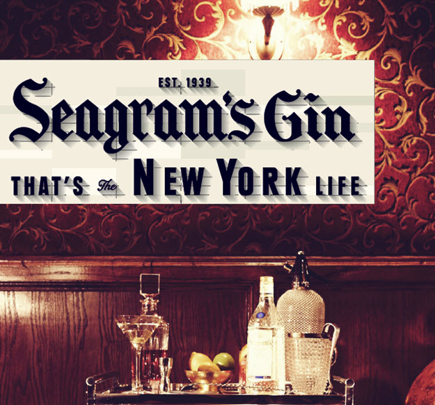 Seagrams - New York Life