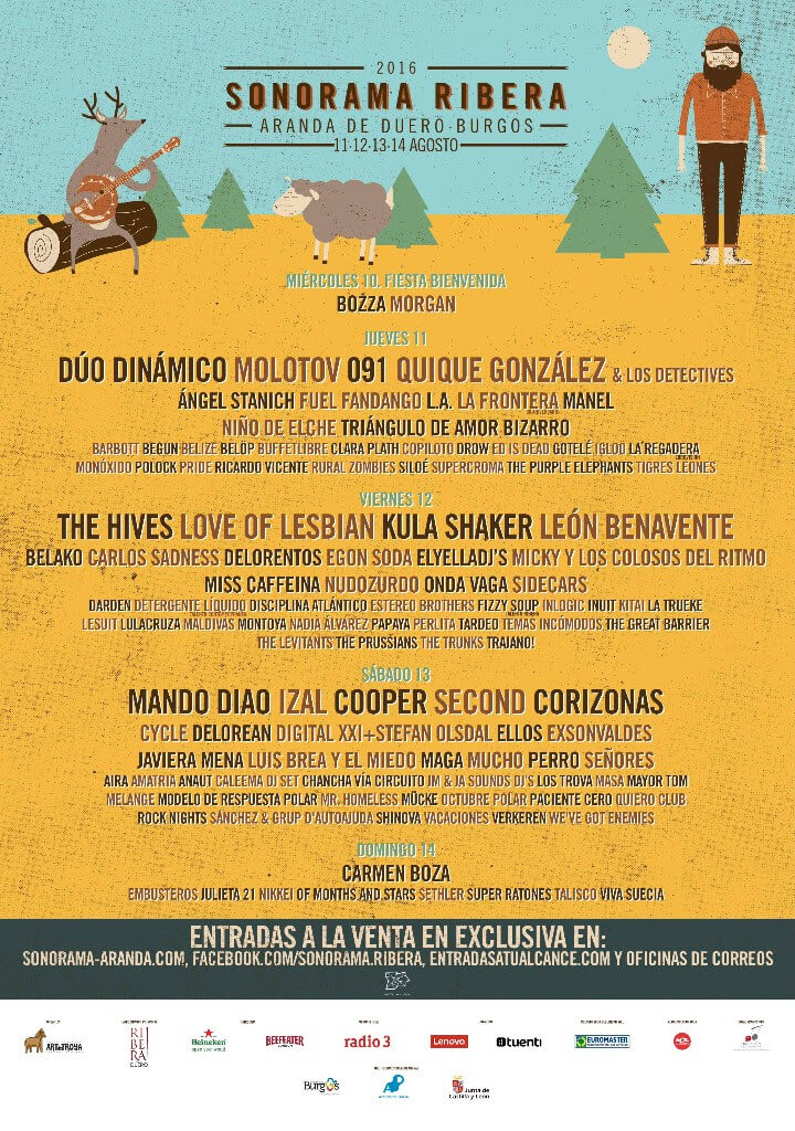 Sonorama 2016