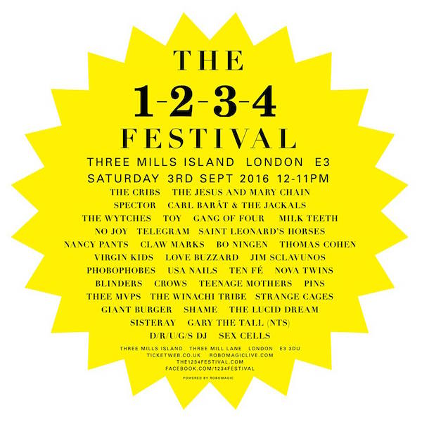 The 1234 Festival - Londres