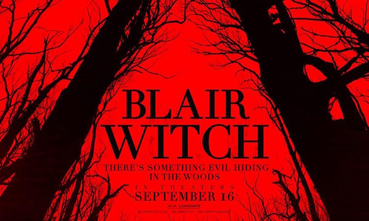 El Proyecto de la Bruja de Blair 2016