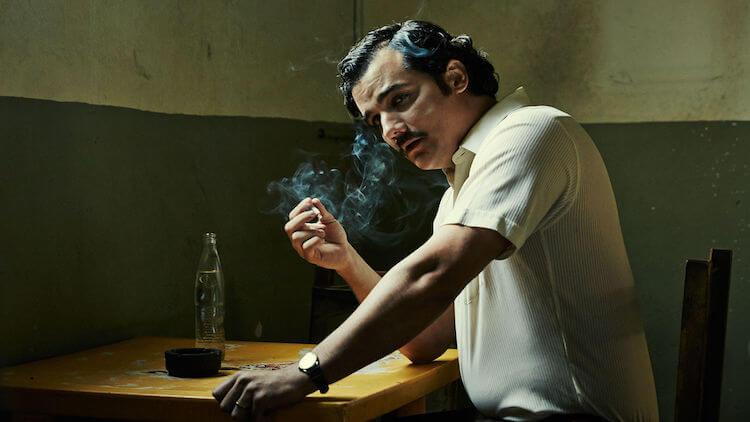 Narcos - Pablo Escobar - Serie de Netflix