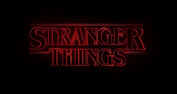 Letras Stranger Things