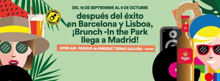 Brunch -In the Park Madrid