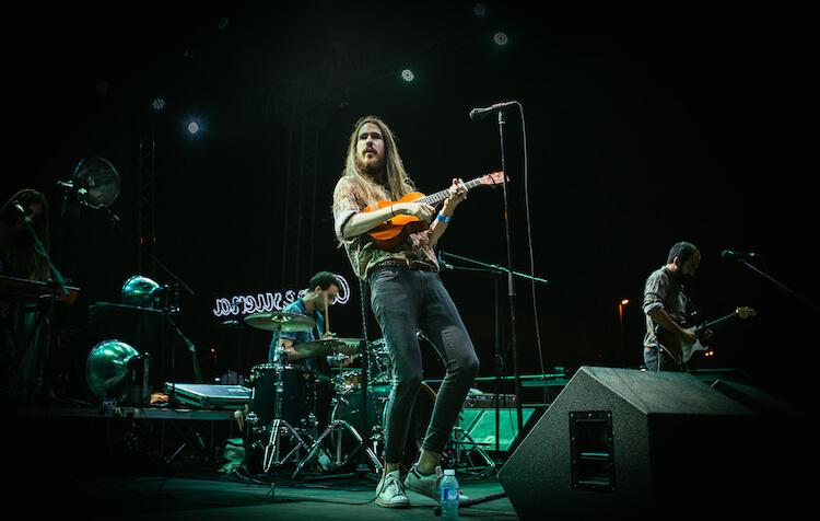 Carlos Sadness - Festival Aspesuena 2016