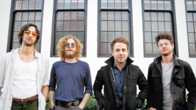 Dawes anuncian nuevo disco y estrenan 'When the Tequila Runs Out'