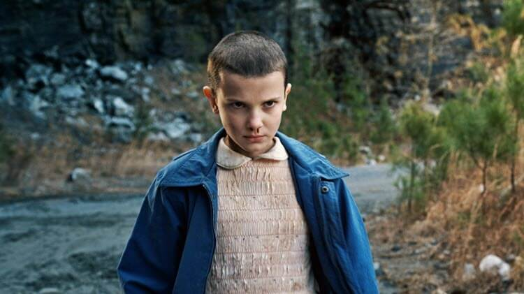 Eleven - Stranger Things - Millie Bobby Brown