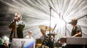 LCD Soundsystem interpreta 'Tonite' en el show de Jools Holland