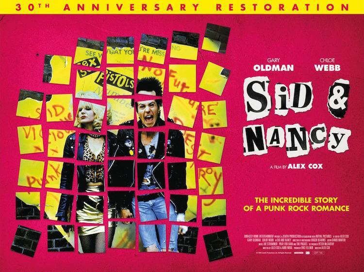 Sid & Nancy - Película