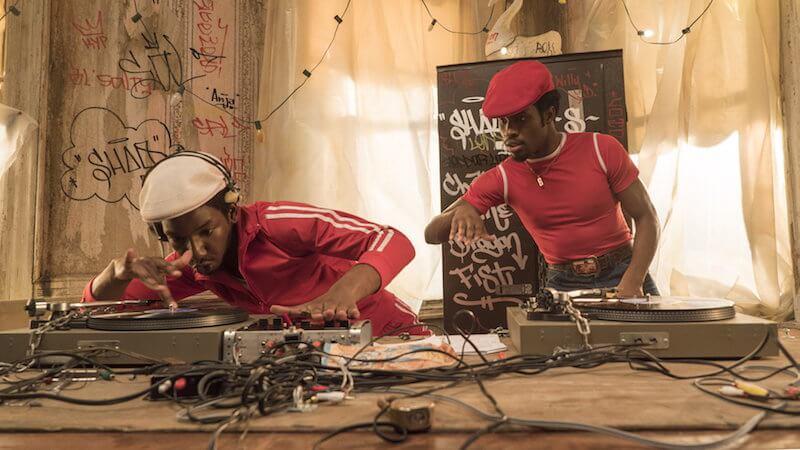 The Get Down - Música - DJs