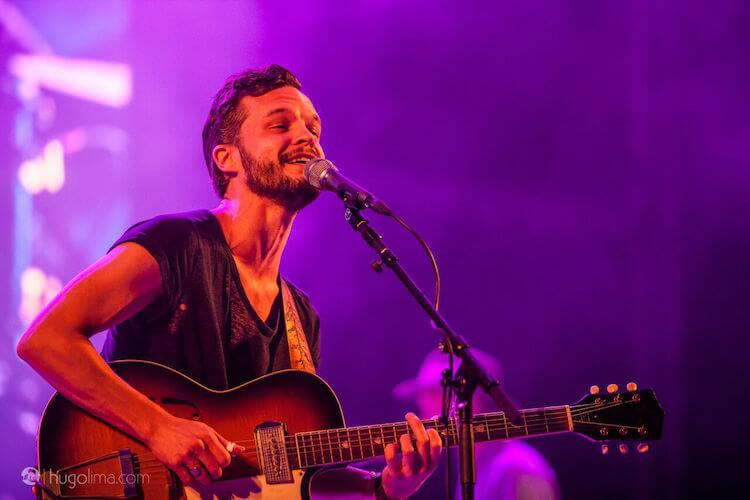 The Tallest Man on Earth - Paredes De Coura 2016