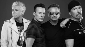 U2 interpreta 'American Soul' y 'Get Out Of Your Own Way' en el Saturday Night Live