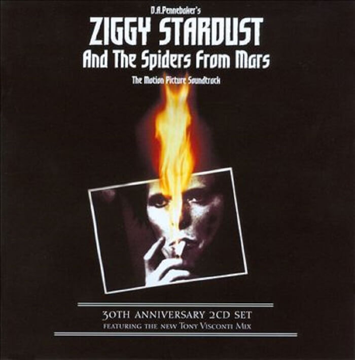 Documental Ziggy Stardust and the Spiders from Mars