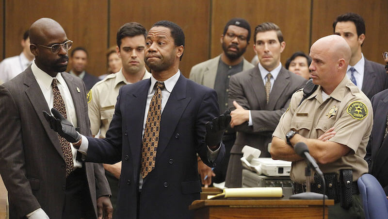 American Crime Story - The People Vs O.J. Simpson