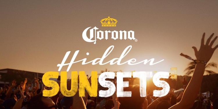Corona Hidden Sunsets 2017