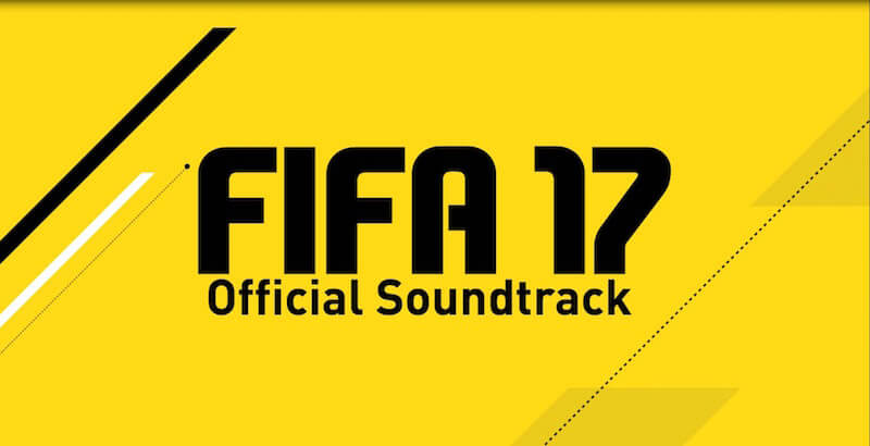 FIFA 17 - Música - Banda Sonora