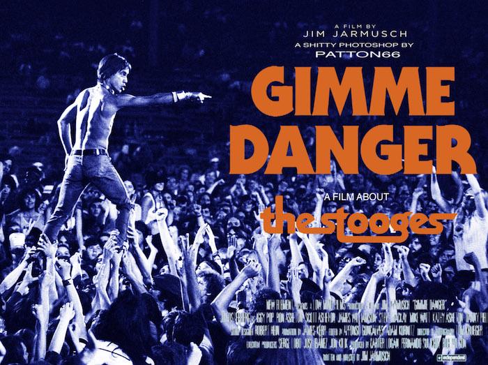 Documental Gimme Danger - The Stooges