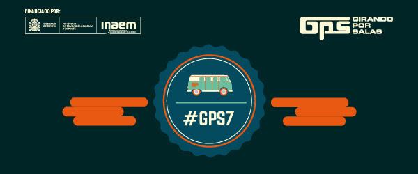 Conciertos GPS 7 - Girando por Salas
